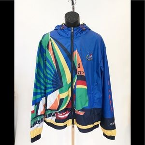 Polo Ralph Lauren Newport Windbreaker $628 NEW